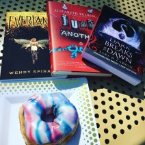 Morning treat and free books!