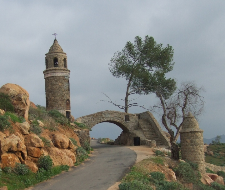 Mount Rubidoux World_Peace_Bridge_Riverside_CA