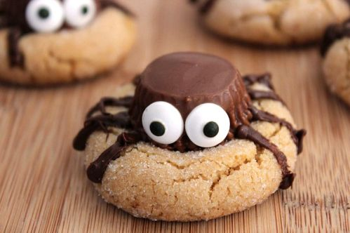 Treat your friends to a yummy creepy crawly treat! They're almost too cute to eat!